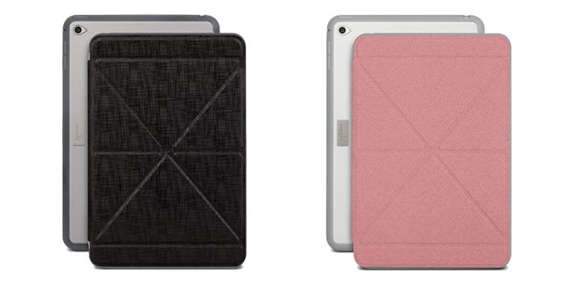 [開箱實測] moshi VersaCover for iPad 系列多角度前後保護套