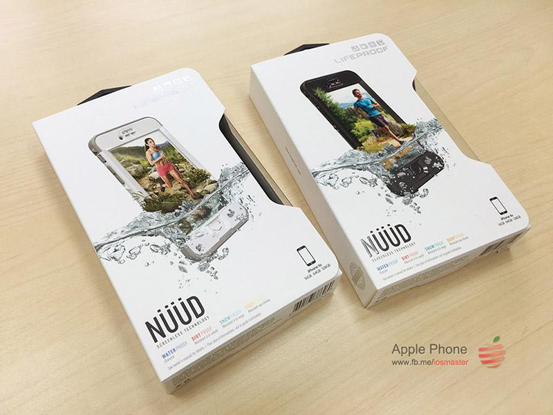 "Lifeproof nuud iPhone 6/6S  (4.7"") 防水防震四防保護殼"