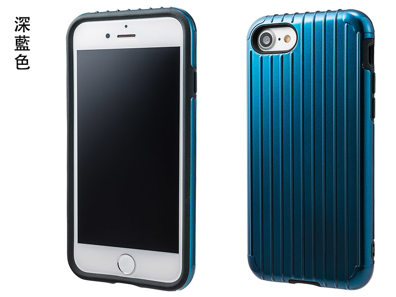 [ 開箱 ] Gramas 行李箱保護殼 for iPhone X / 8 / 7 & Plus