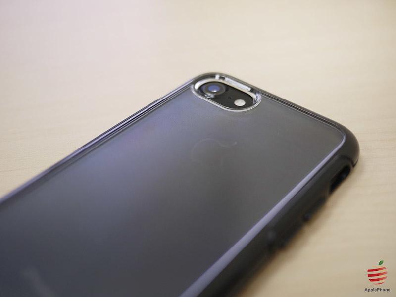 IPHONE 7/7 PLUS  SYMMETRY SERIES CLEAR炫彩幾何透明系列保護殼高於手機鏡頭