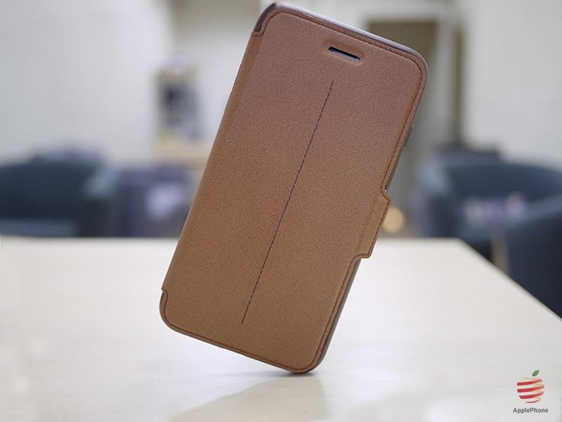 Strada Folio系列 for iPhone 7/7 Plus 側掀防摔之王