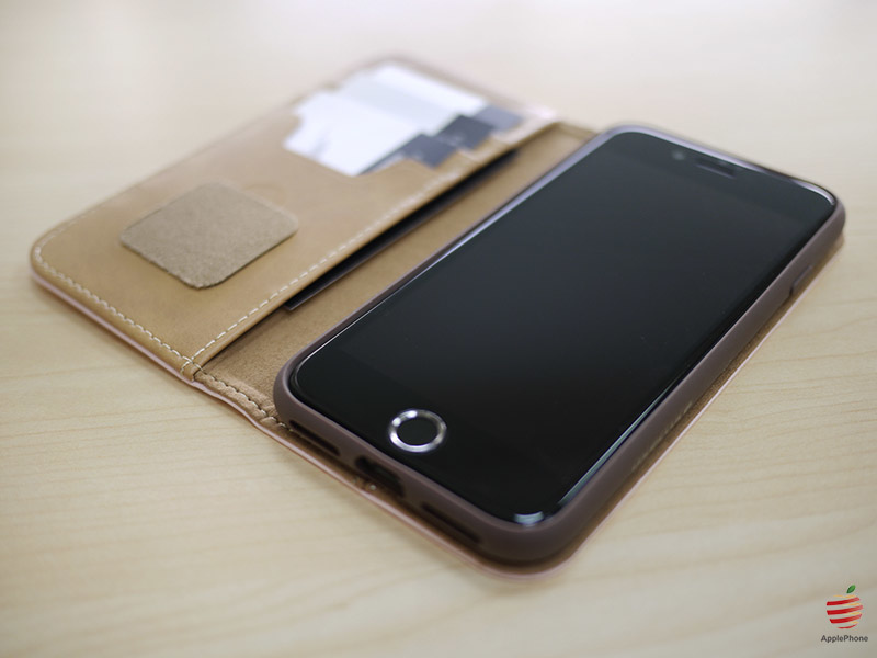 moshi overture for iphone 側開卡夾型保護皮套 支援滿版保護貼.jpg