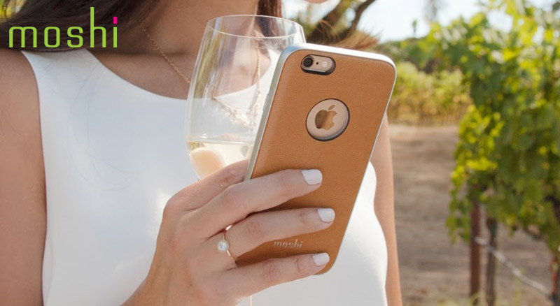 moshi igraze napa for iphone 6/6S plus