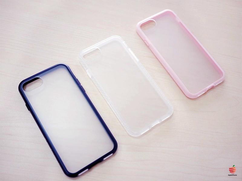 [開箱實測] 犀牛盾 PLAYPROOF 耐衝擊彩繪透明背蓋殼 for iPhone 7/7 & Plus