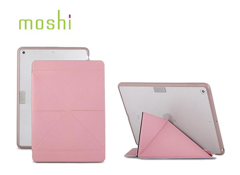 moshiVersaCover iPad 2017 櫻花粉