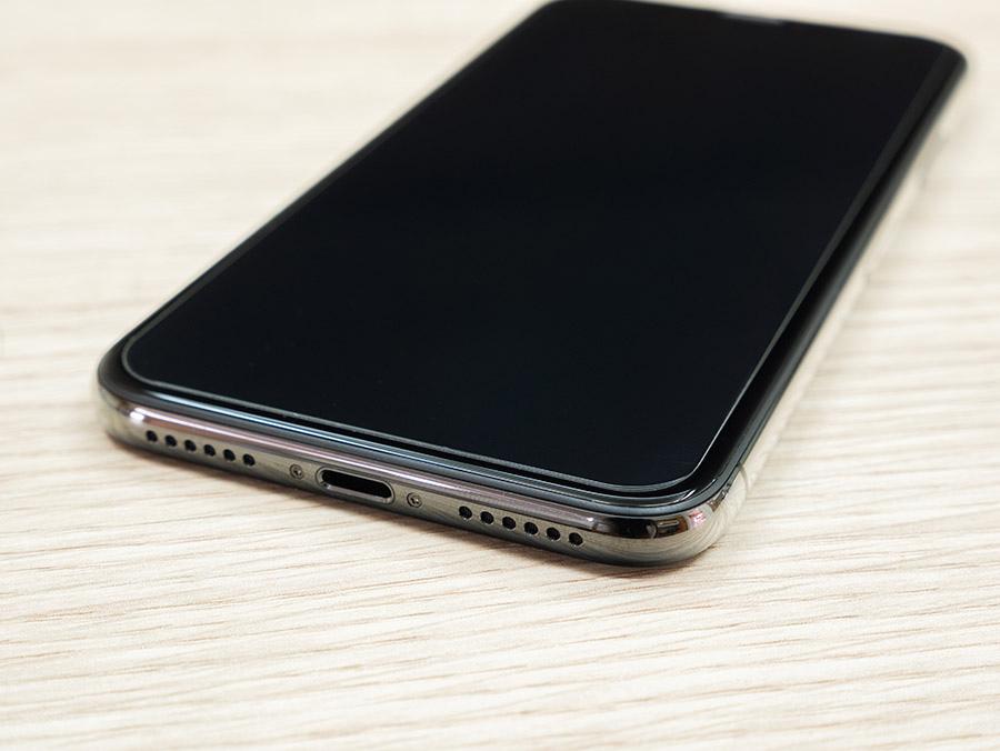iPhone X 0.21 hoda 非滿版玻璃貼 54204348
