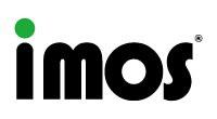 imos (0.4mm) 3D曲面滿版康寧強化玻璃保護貼 支援3D Touch for iPhone X/8/7/6S/6 & Plus系列