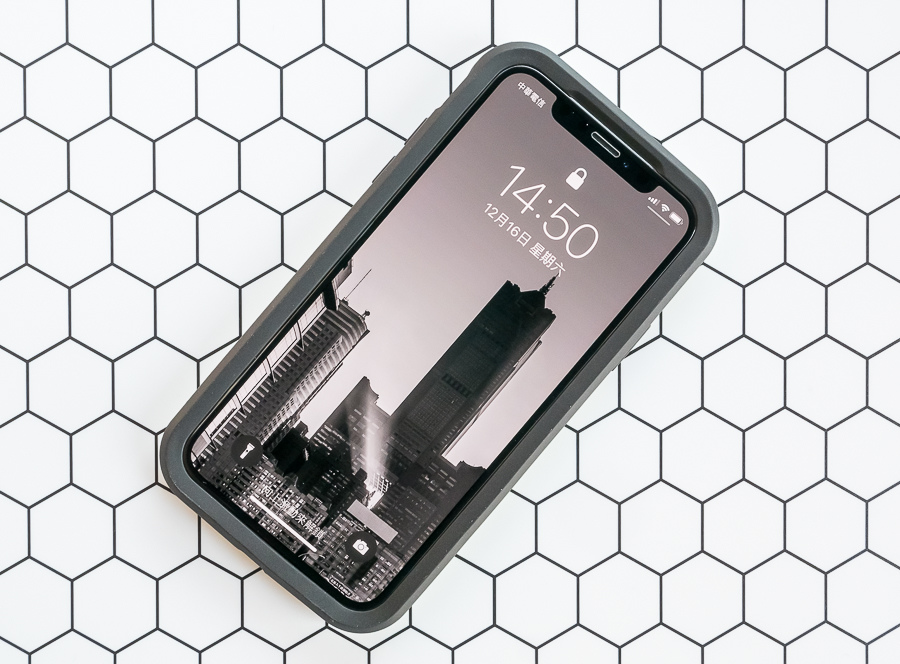 [開箱] Lifeproof Slam 透明防摔保護殼 for iPhone X/8/7 & Plus