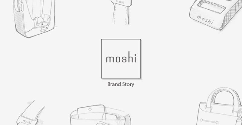 Moshi 品牌故事