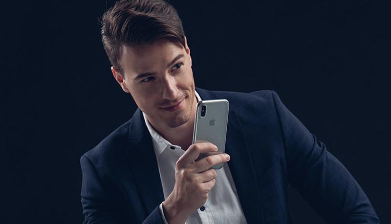 [開箱] Moshi Vitros for iPhone XS/Max/XR 超薄透亮保護背蓋殼