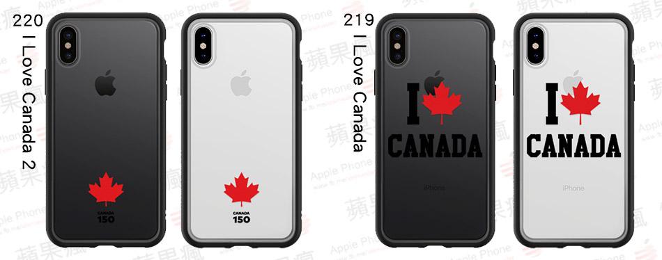 ▲左:220I Love Canada 2  ▲右:219I Love Canada
