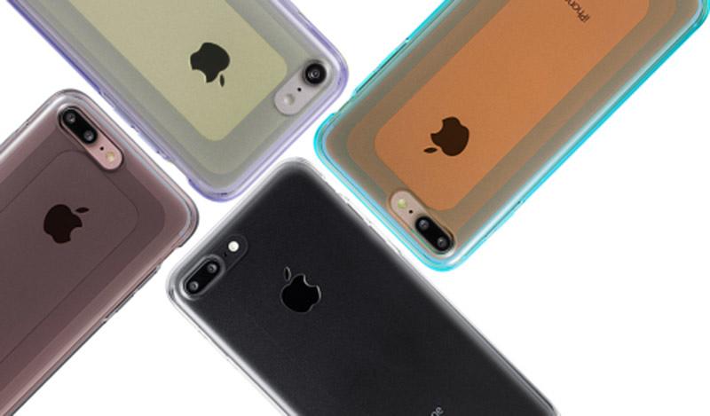 Gramas iPhone 7/8 Plus 日製漾透軍規防震殼