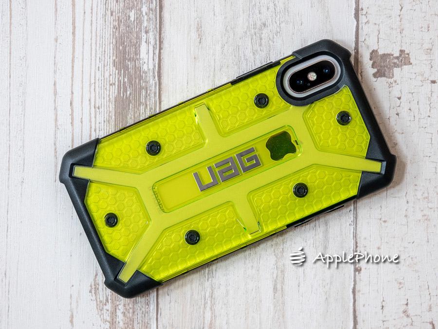 【開箱】 UAG iPhone X PLASMA 透明系列耐衝擊防摔保護殼