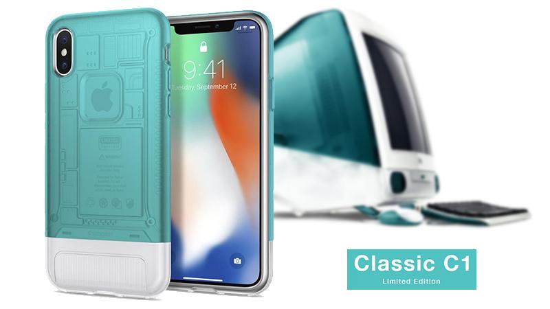 Spigen SGP iPhone X Classic C1 十週年紀念手機殼