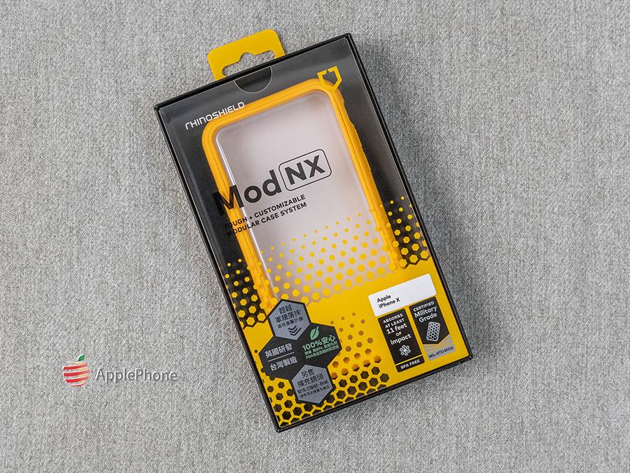 犀牛盾 全新 Mod NX 新發售 外盒包裝