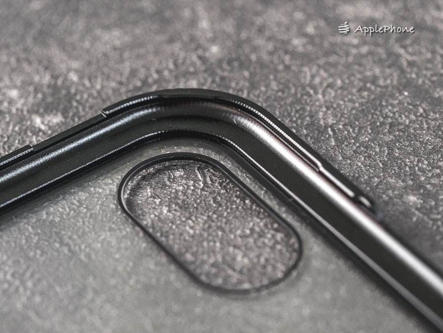 【開箱】SwitchEasy iPhone XS Max/XR/XS 全新 iGlass TPU邊框+鋁框9H玻璃背蓋保護殼