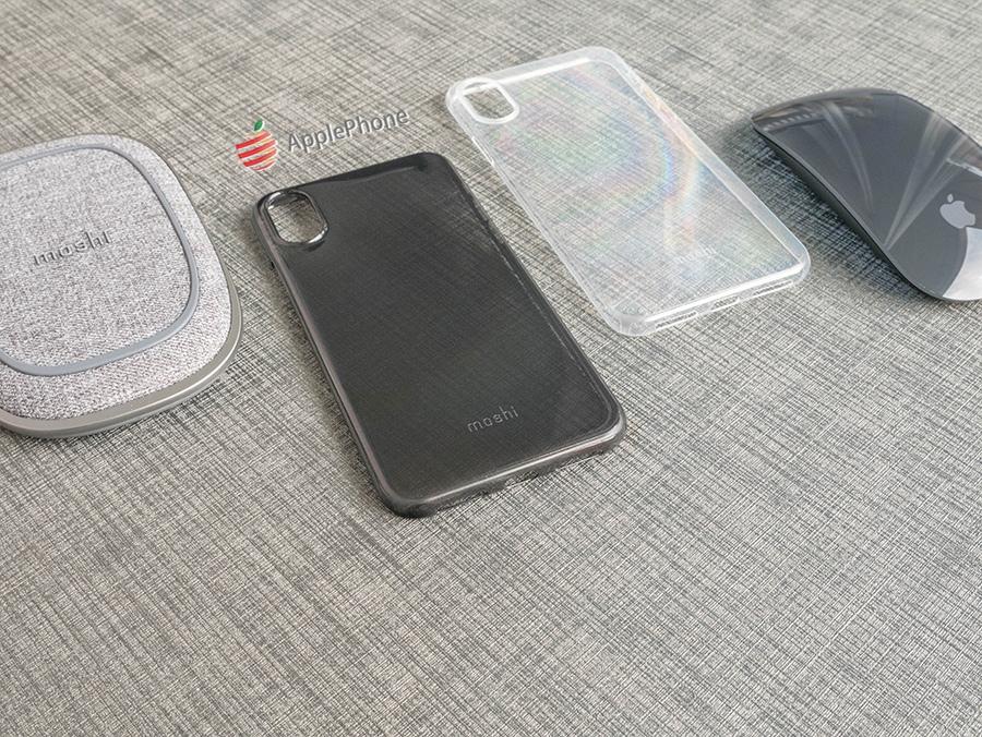 【開箱】Moshi iPhone SuperSkin 勁薄裸感保護殼