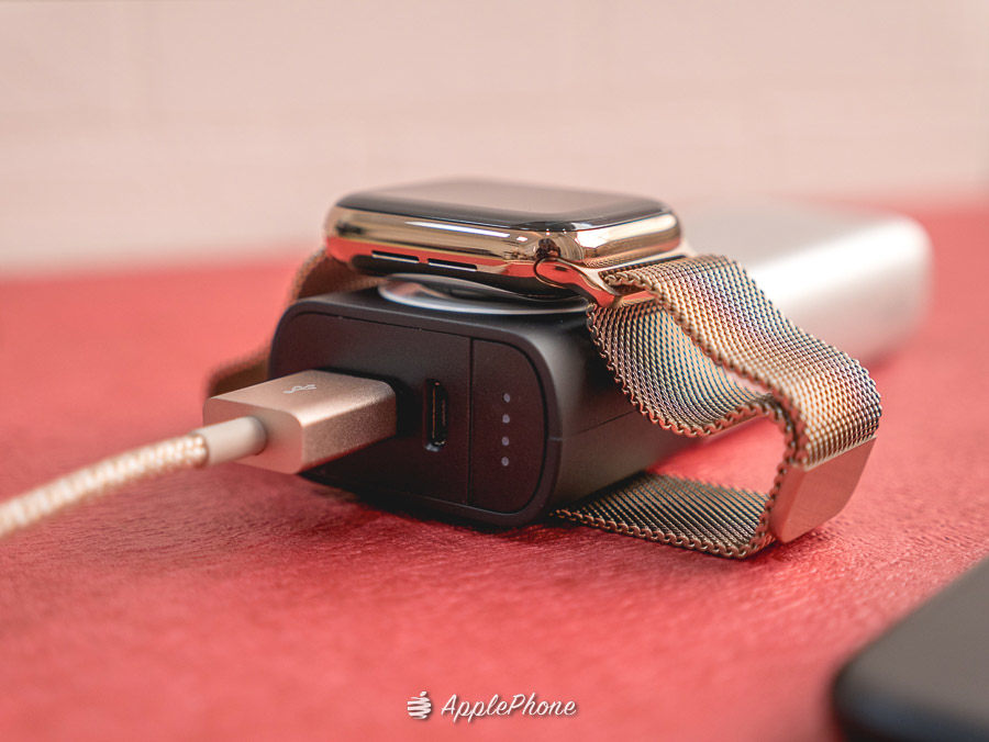 【開箱】Belkin Valet Charger Apple Watch+iPhone 6700mah 二合一行動電源