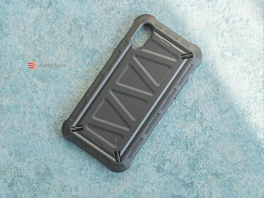 JTLegend Guardian Z 捍衛者保護殼,Z 型線條 ,這樣的設計有助於減震抗壓