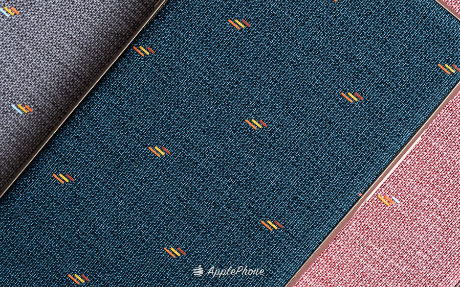 【開箱】Moshi iPhone XS Max/XR Vesta 風尚布質感背蓋殼