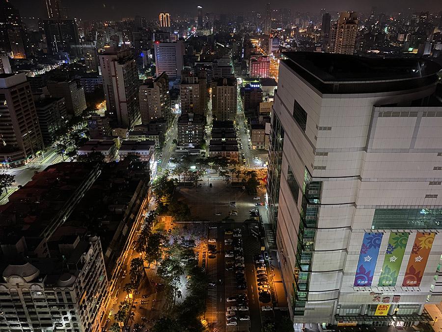 iPhone 11 Pro Max 夜間模式實測