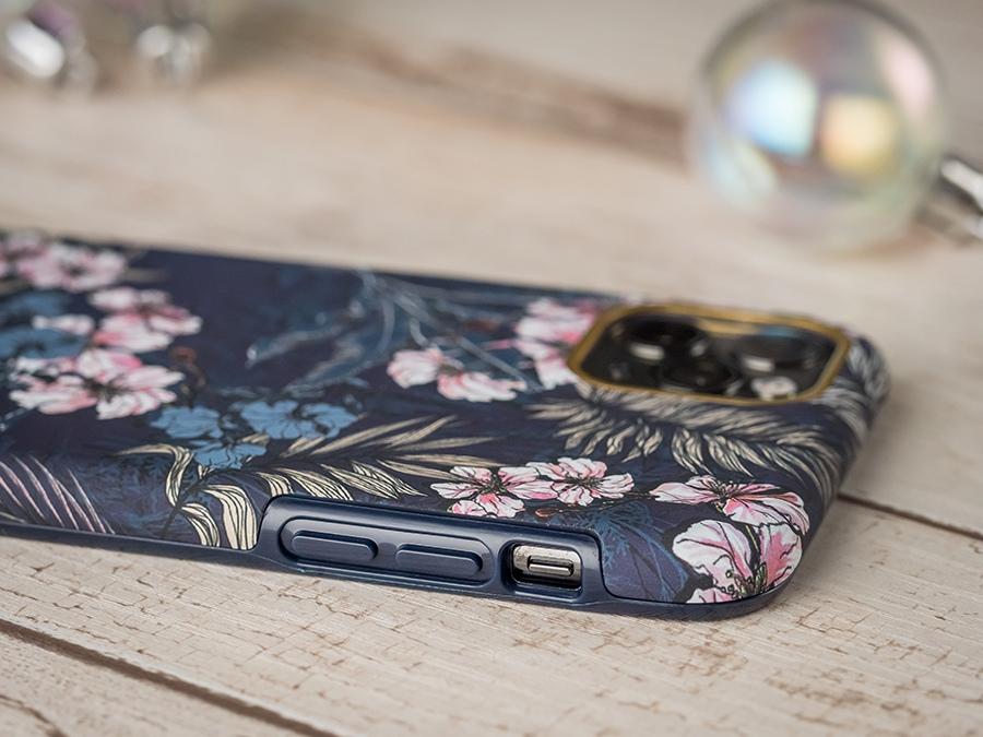 花叢林 - 金線框  Richmond & Finch(RF) 瑞典設計品牌手機殼