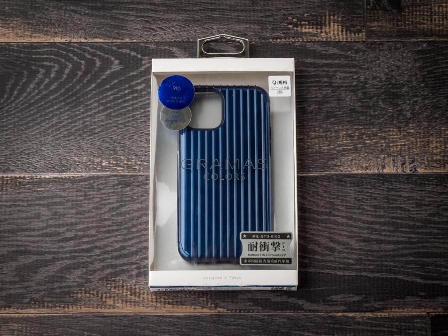 開箱 Gramas 行李箱保護殼 for iPhone 系列