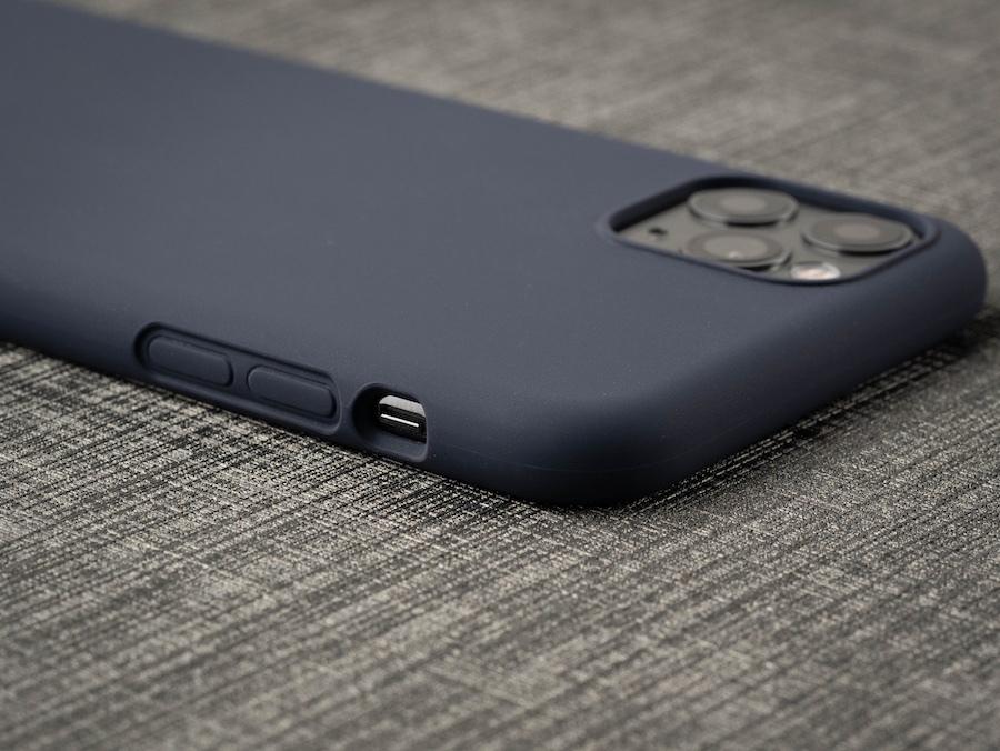 UNIU iPhone 11 / Pro / Pro Max Si 輕薄防摔矽膠保護殼