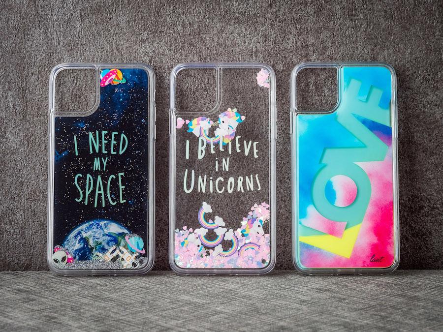 【開箱】LAUT・流沙系列 鋼化玻璃 iPhone手機保護殼