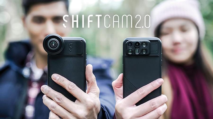 ShiftCam iPhone ・旅行攝影組