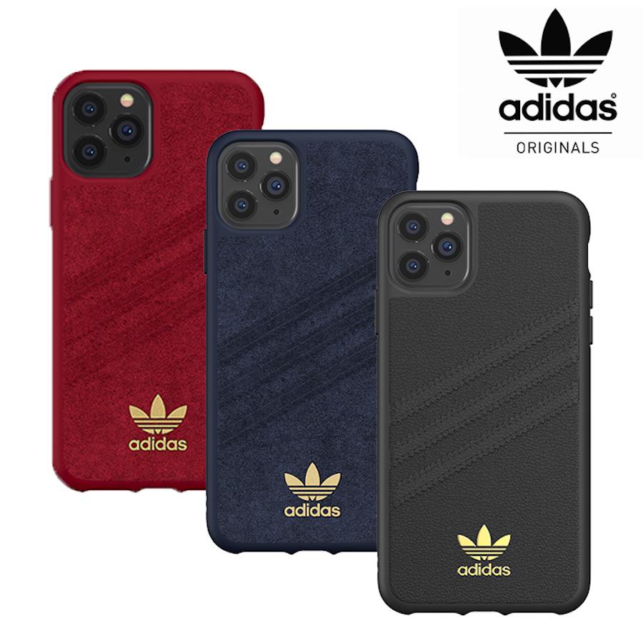 adidas Originals 愛迪達 iPhone 11 / Pro / Pro Max・Samba Premium 皮革手機殼