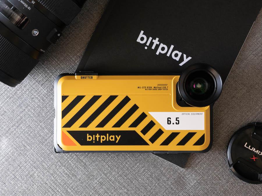 最新【 bitplay 開箱】最懂拍的手機攝影配件 - SNAP! Case