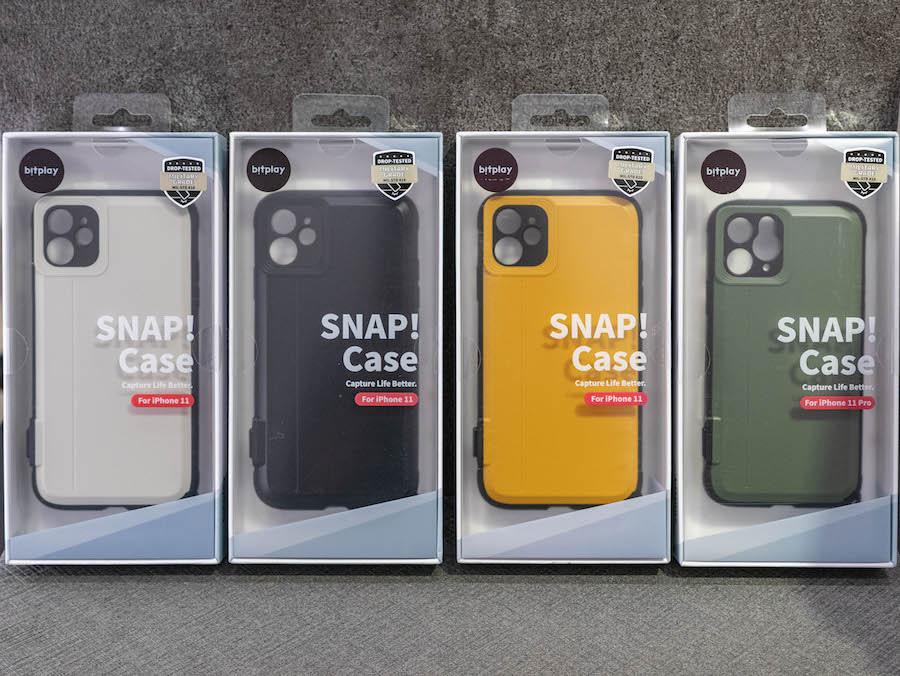 【 bitplay 手機保護殼 開箱】最懂拍的手機攝影配件 - SNAP! Case