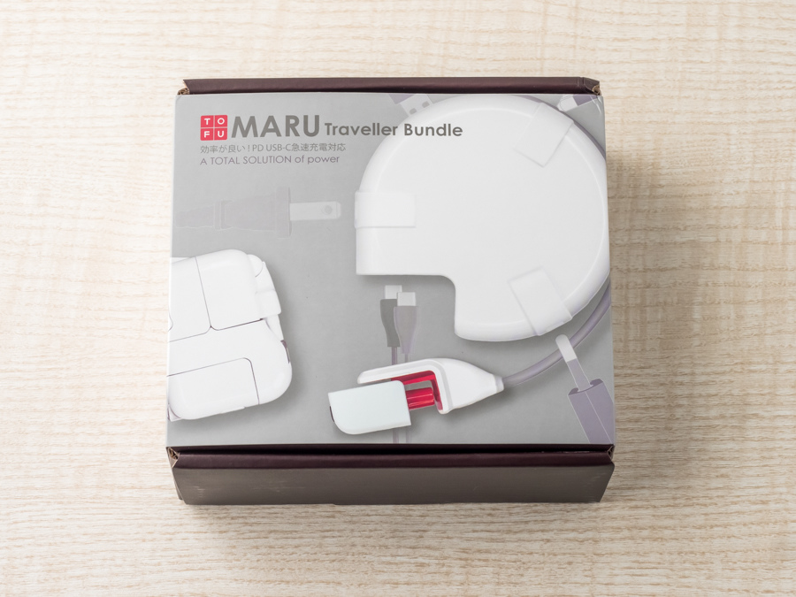 【開箱分享】TOFU MARU Traveller Bundle 包裝
