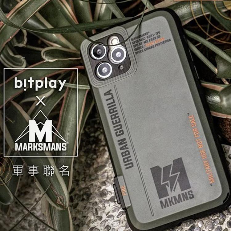 bitplay x Marksmans潮牌聯名款手機殼iPhone11系列