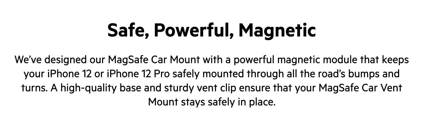 MagSafe 相關配件都需要通過 MFM 認證