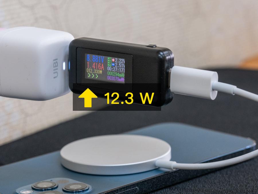 啟動 MagSafe 快充,一定要用原廠20W的充電器嗎?