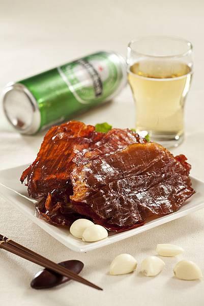 〈蒜味肉紙〉愛不是手肉乾_超人氣團購美食推薦肉干