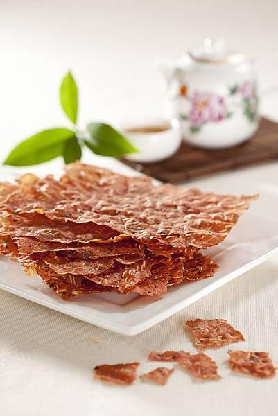 〈芝麻香脆肉乾〉愛不是手肉乾_超人氣團購美食推薦肉干