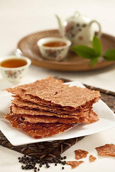 〈黑胡椒香脆肉乾〉愛不是手肉乾_超人氣團購美食推薦肉干
