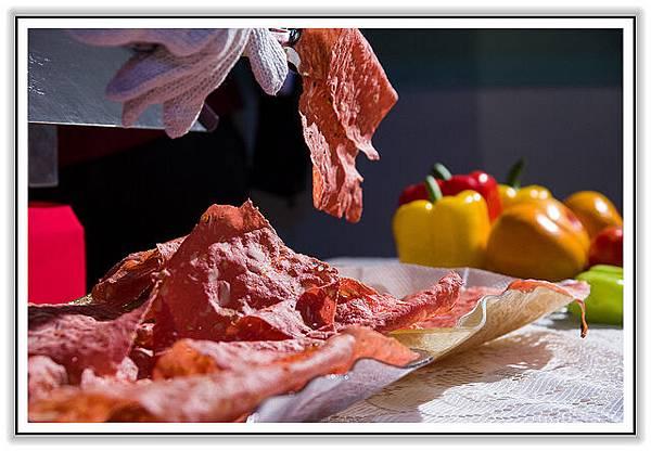 7.櫻花蝦香脆肉乾,是脆片的肉乾,超級香酥脆