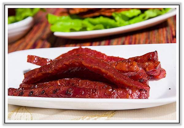 13.黑胡椒磚塊肉乾
