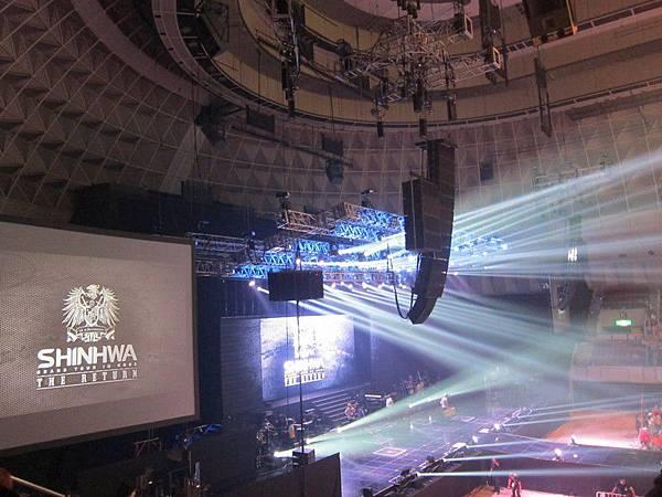 2012 Shinhwa Kobe concert