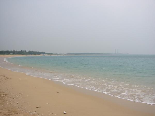 澎湖的海邊