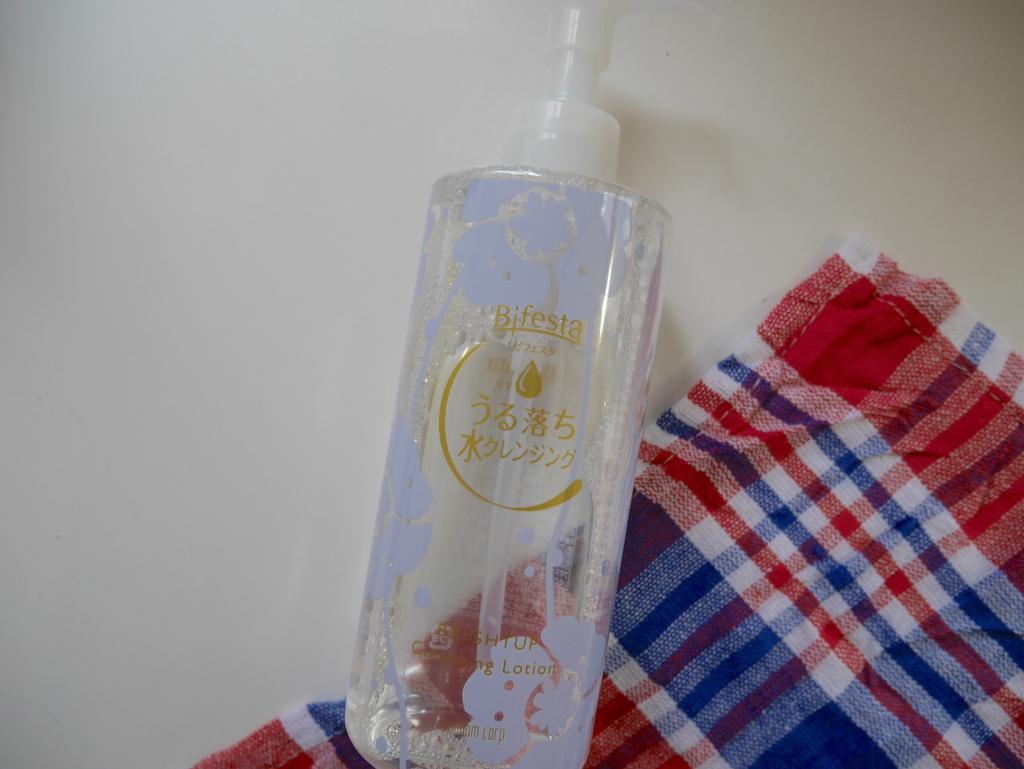 Bifesta 卸妝水
