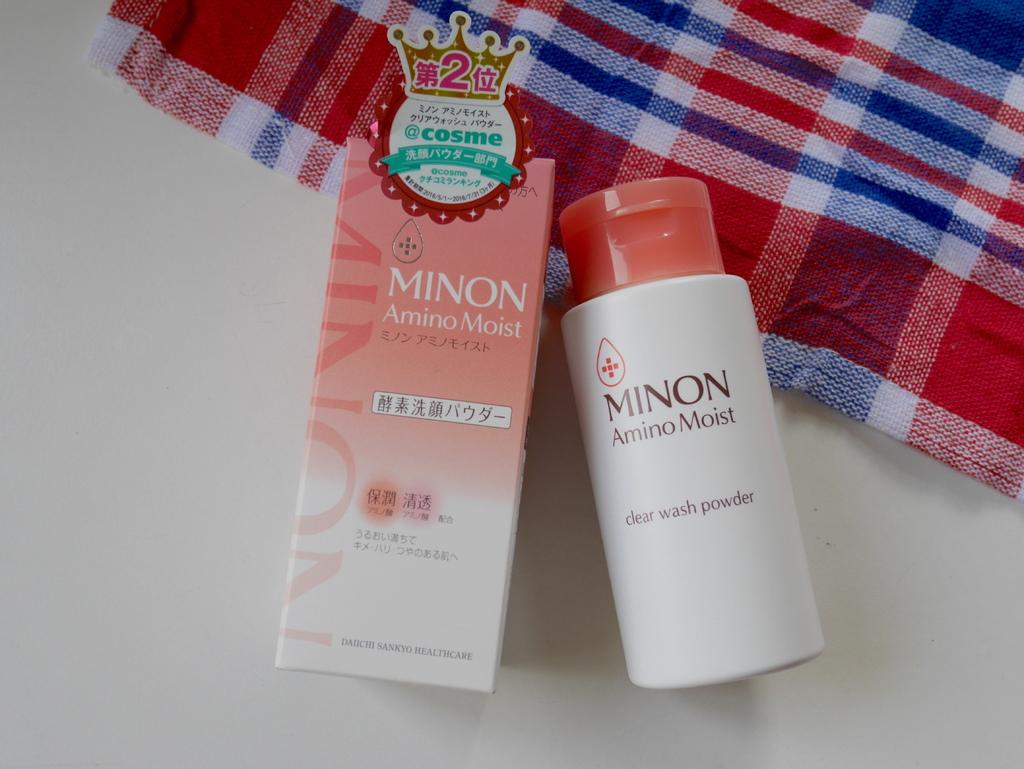 MINION 酵素洗顏