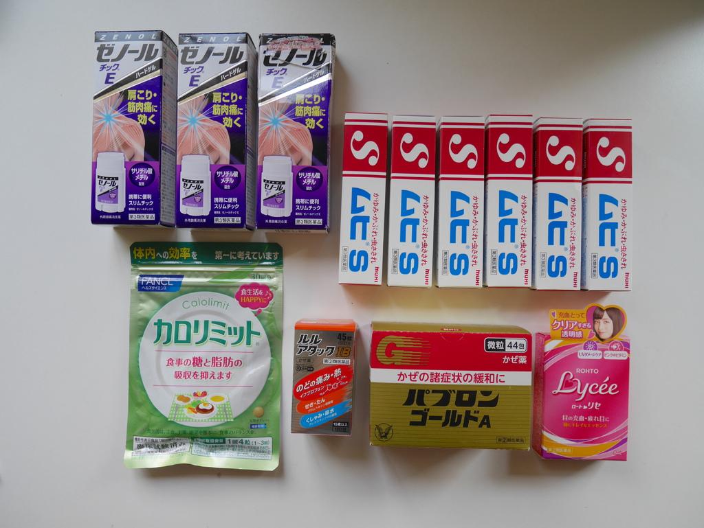 日本藥妝推薦