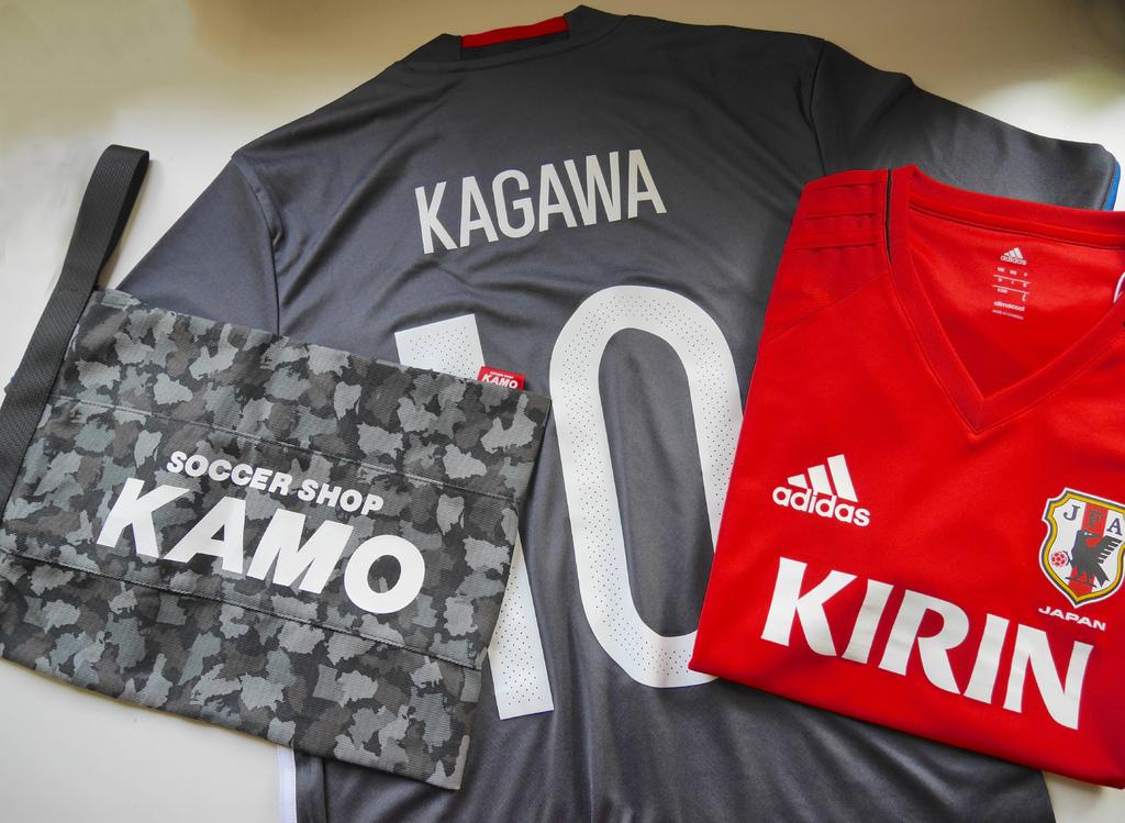KAGAWA 足球衣 05
