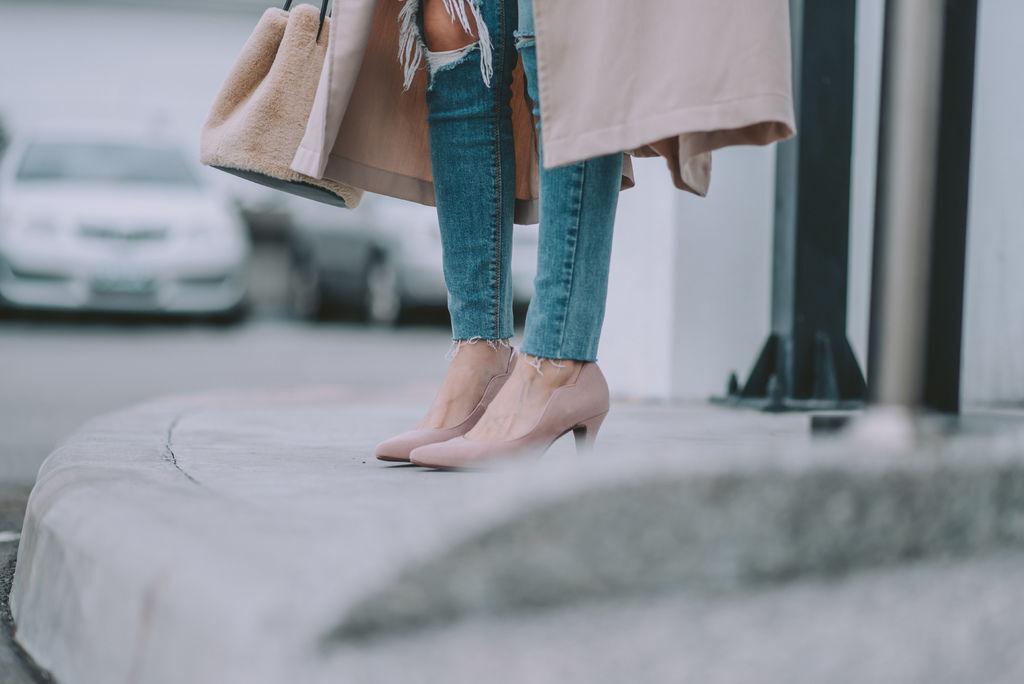 高跟鞋穿搭