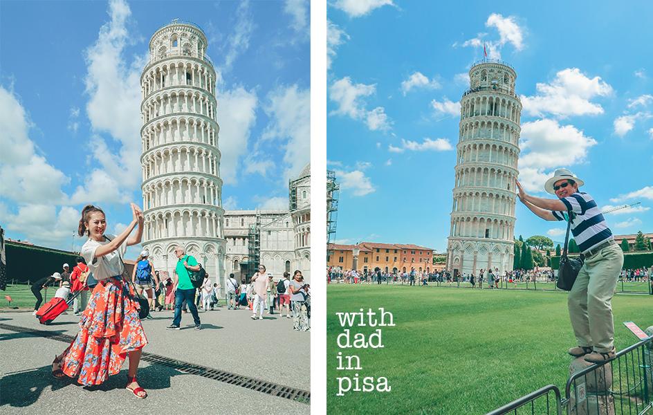 比薩斜塔 (Pisa)